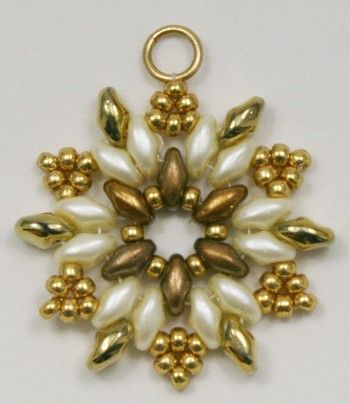 Deb Roberti's Snowflake Earrings