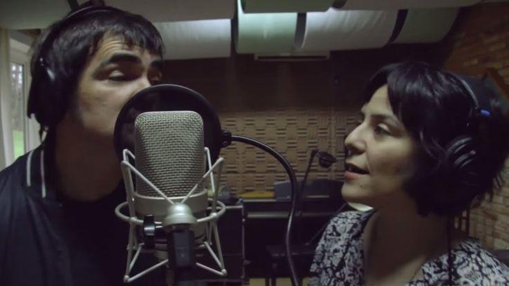 "Fernanda Takai e Samuel Rosa (Skank). Pra curar essa dor || Originalmente ""Heal The Pain"" com George Michael & Paul McCartney"