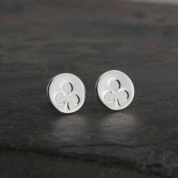 Fatima/'s Guarding 925 Sterling Silver Stud Earrings White CZ For Women Jewelry