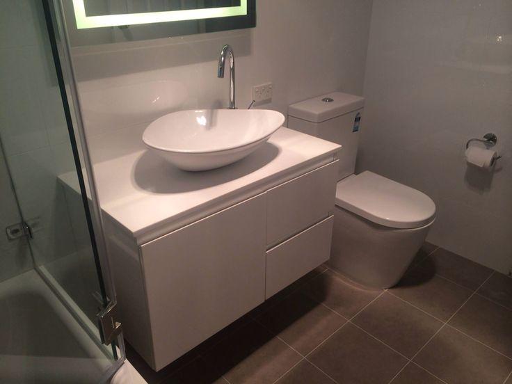 Bathroom renovation in Bangor