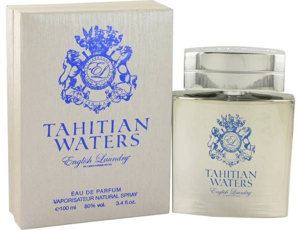 Tahitian Waters Cologne By English Laundry For Men Perfume