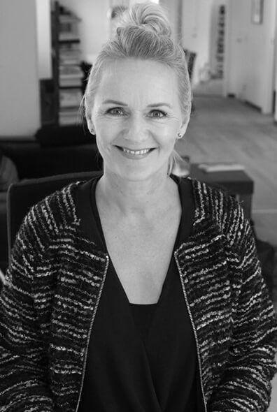 """Helle Kibsgaard """"Jeg brænder for at lære mennekser at holde blancen i livet - hele livet"""""""