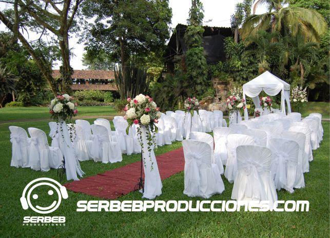 Organizamos bodas en cali con todo incluido