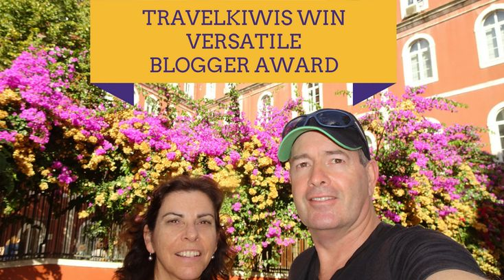 We are delighted to announce we were nominated as winners for the Versatile Bloggers Award