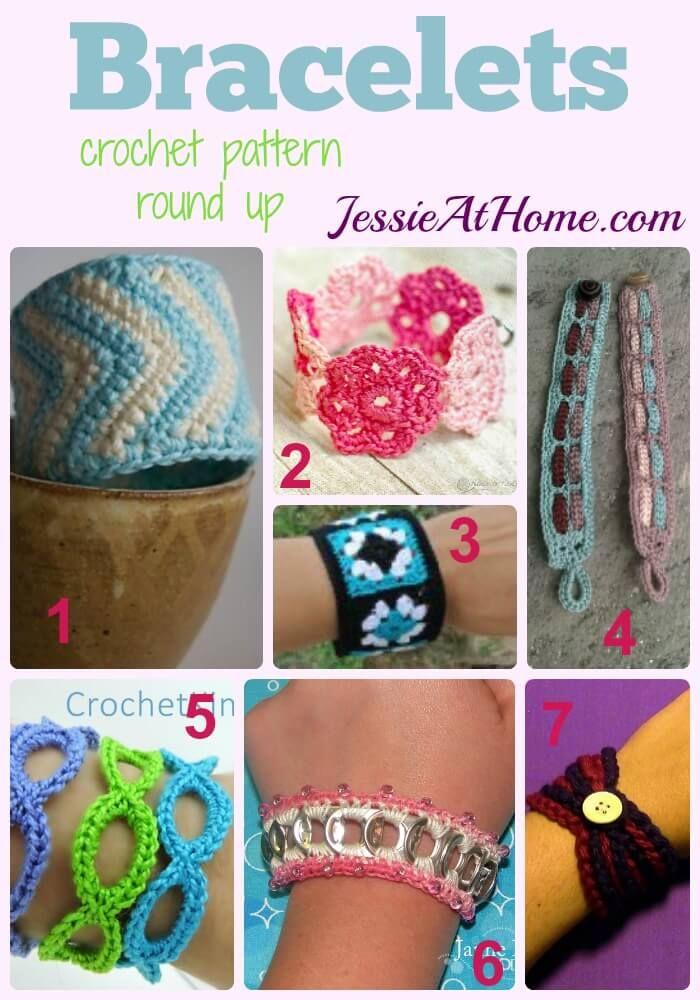 Crochet Bracelets Show Your Style Crochet Inspiration