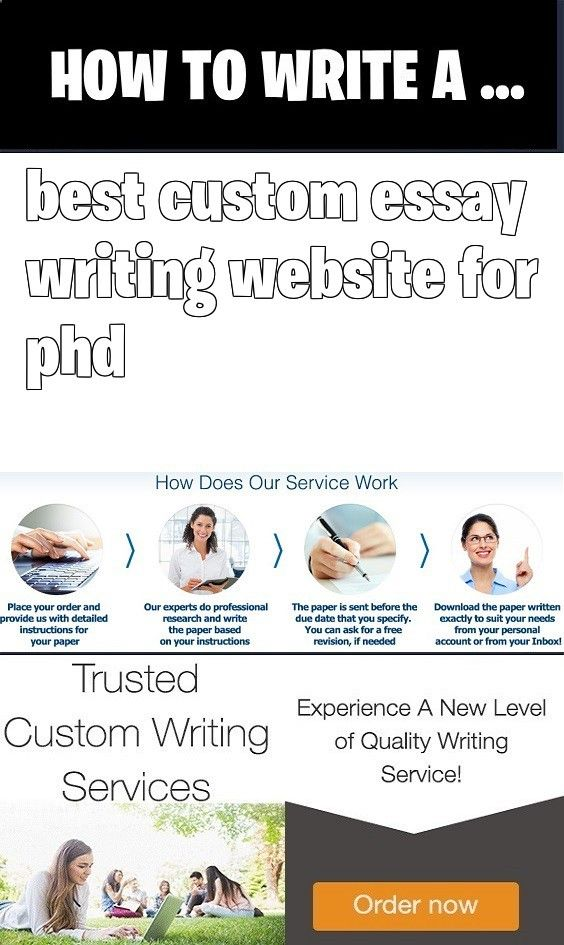 Best Custom Essay Website - The 20 Best Custom Writing Services in 2018