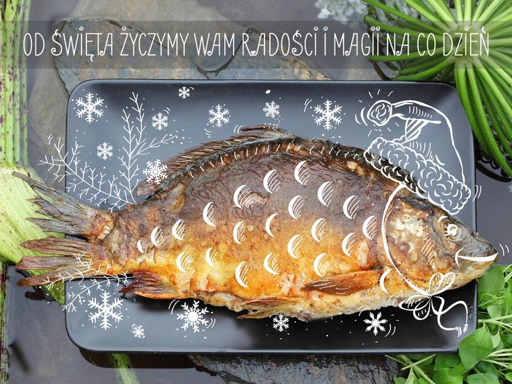 #christmas #carp #tradition #culinary www.weddingpoland.com