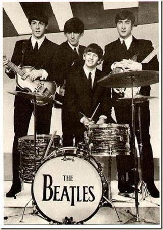 """Philadelphia 1964 had 1st row seat right in front of my favorite Beatle - George!  He had to see me I had a handkerchief  with """"I love George"""""""
