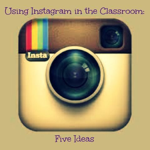 Using #Instagram in the Classroom: Five Activities http://www.educationworld.com/a_tech/instagram-classroom-student-activity-ideas.shtml   Instagram revolutionized photography with an engaging and simple social platform that allows photo editing and sharing. Use this free app in your classroom with both smartphones and tablets. You can even start an account just for your class! #EdTech #mLearning