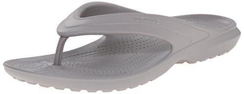 Crocs Classic, Unisex-Erwachsene Zehentrenner, Grau (Smoke 019), 36/37 EU - http://on-line-kaufen.de/crocs/36-37-eu-crocs-classic-unisex-erwachsene-12