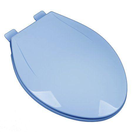 Bathdecor Slow Close Plastic Elongated Contemporary Design Toilet