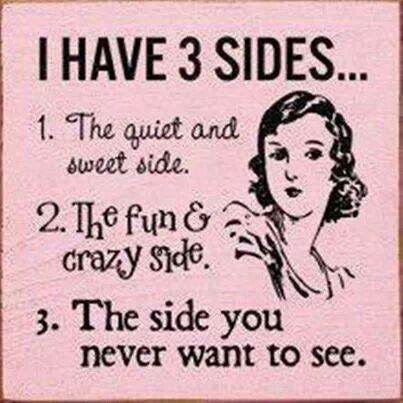 I have 3 sides