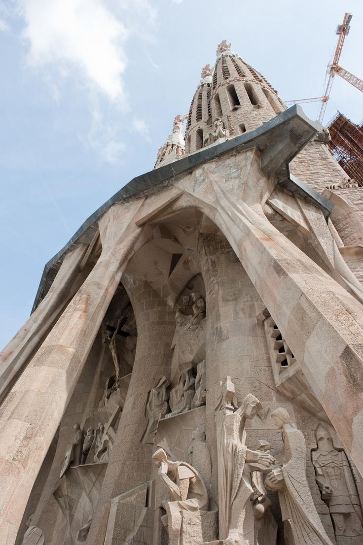 Gaudi, Sagrada Familia.
