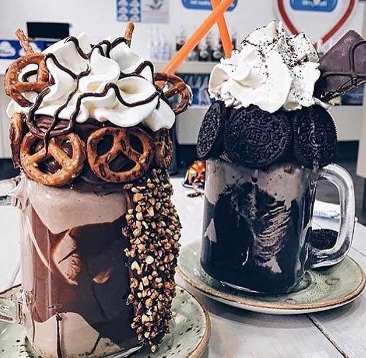 75 Best Caravan Food Ideas Images On Pinterest: 75 Best #OMG Extreme Milkshake# Images On Pinterest