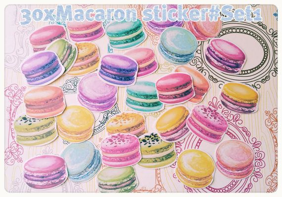 Check out this item in my Etsy shop https://www.etsy.com/listing/506447690/sale-30x-macaronsmacaronsweet-dessert