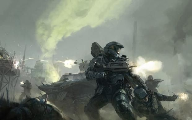 What if Certain Affinity is making a free-to-play Halo?: What if Certain Affinity is making a free-to-play Halo?:…