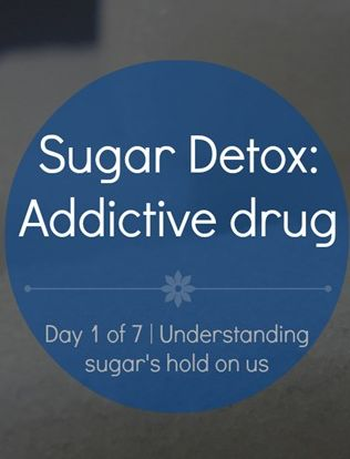Understanding how sugar is like a drug