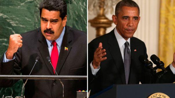 Otra vez! Maduro culpa a Obama por crisis monetaria en Venezuela