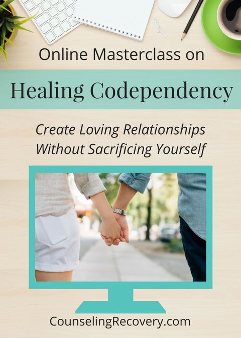If you struggle in your relationships because you over-give, put yourself last or have trouble setting healthy boundaries, this online masterclass is for you. Learn how to stop taking care of others at your own expense and let yourself love without hurting yourself in the process. Click the image to read more.