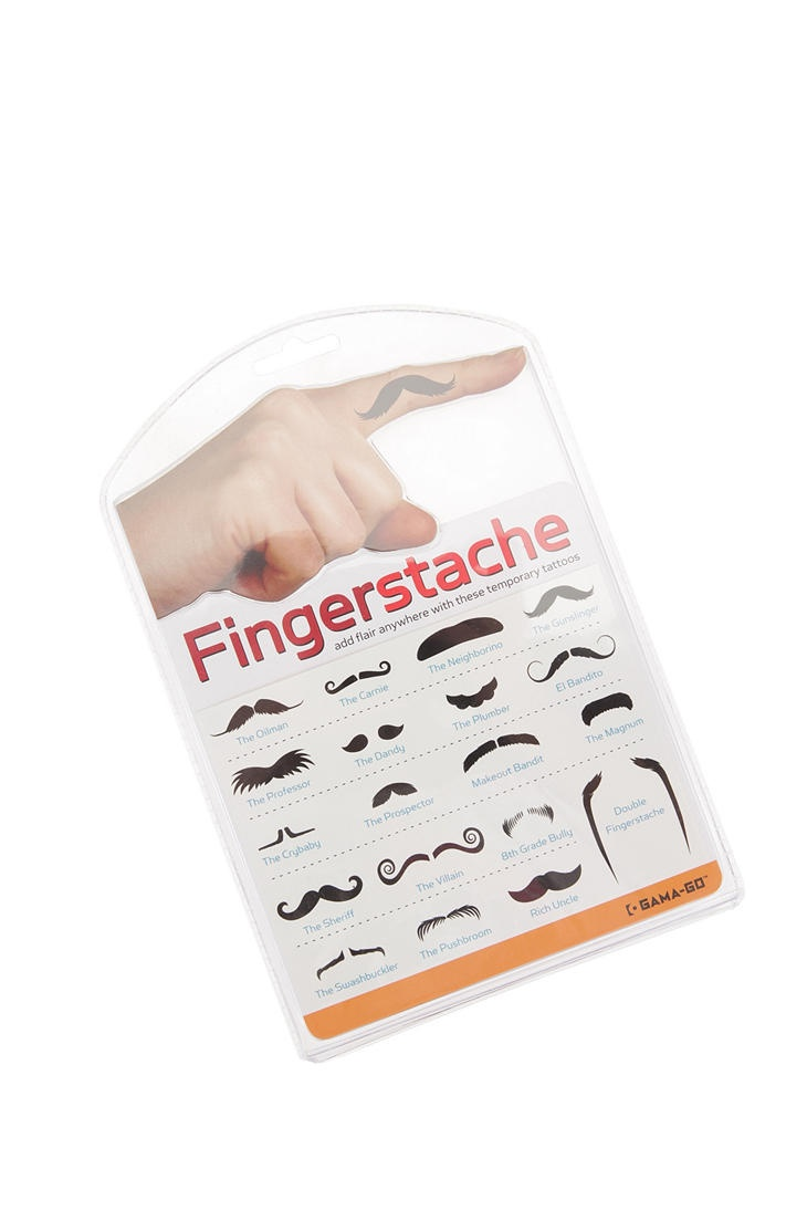 Need this for our mustache partyFingerstach Tattoo, Mustaches Parties, Urban Outfitters, Birthday Parties, Gift Ideas, Things, Temporary Tattoo, Fingers Stache, Fingers Mustaches
