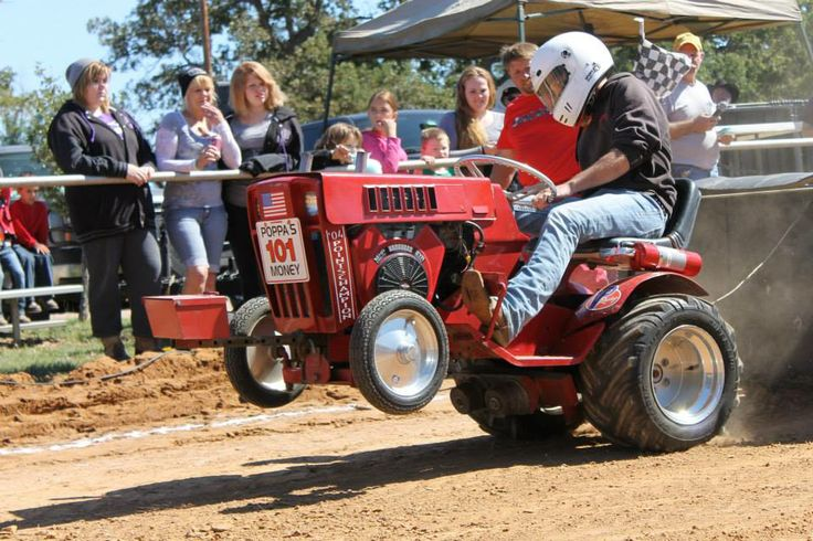 Lawn Garden Tractor Pulling : Best images about hot rod tractors on pinterest