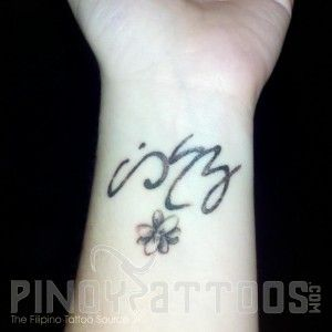 Breathe - Filipino tattoo, just found my next tattoo !!