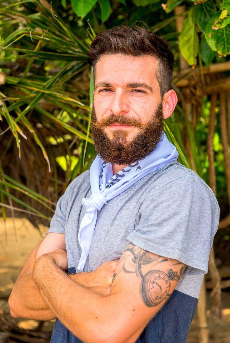 Julien, 29 ans, est menuisier et vient de l'Hérault.
