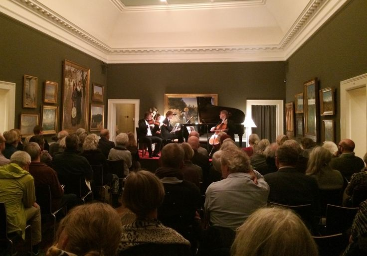 Concerts in the museum