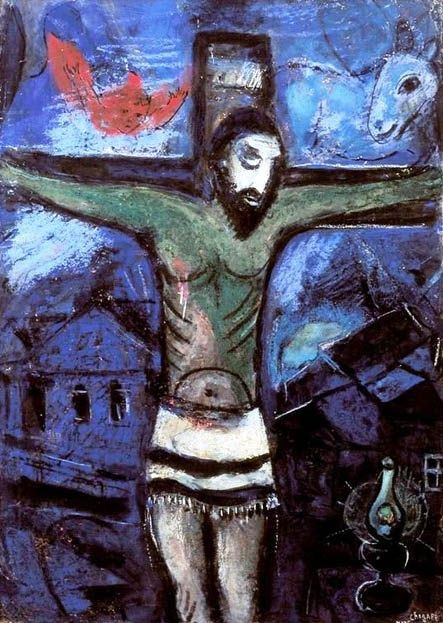 511 best images about Marc Chagall on Pinterest | Museums ... Chagall Crucifixion