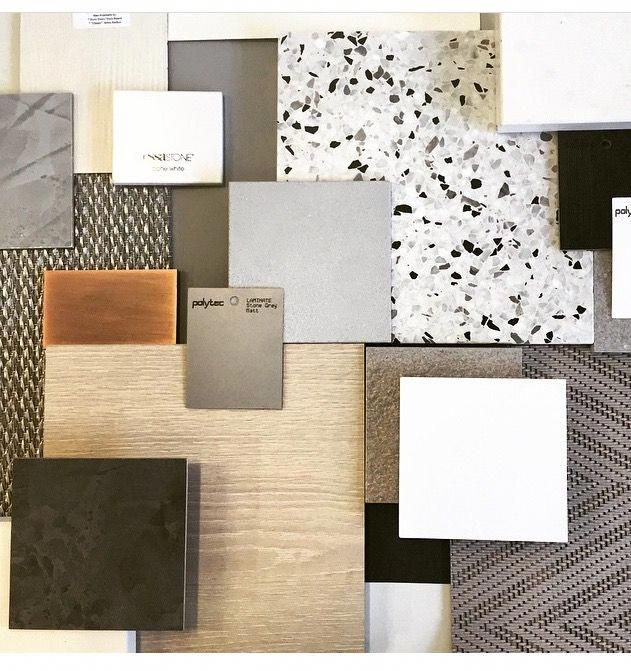 Innovations For Interior Designs With Ceramics Materials Board