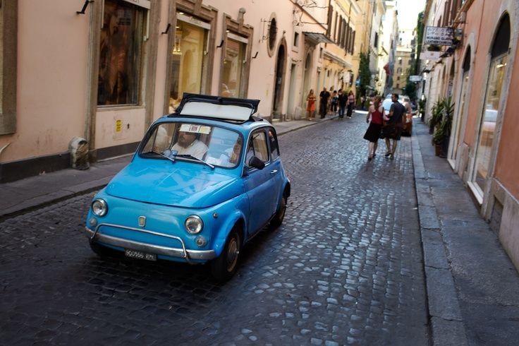 Vintage  Cinquecento, Roma