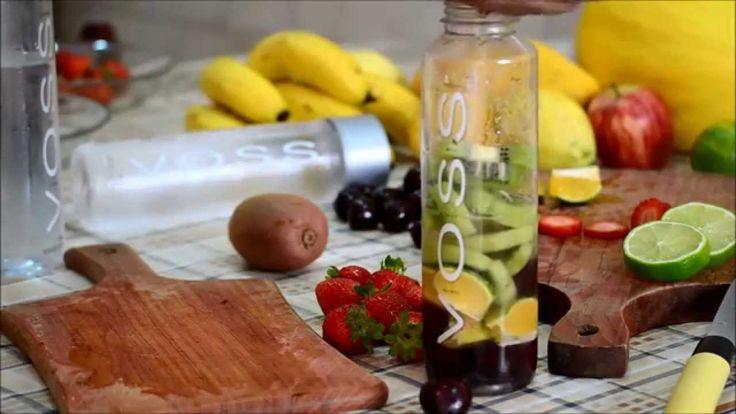 Voss Water with Fruit (Água Aromatizada)