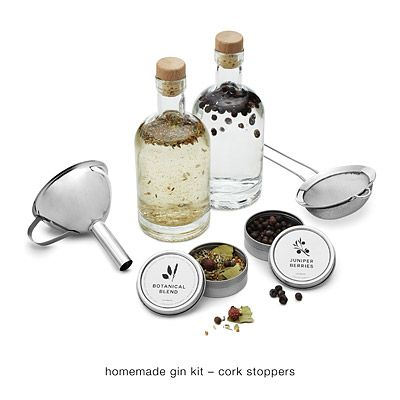 Look what I found at UncommonGoods: homemade gin kit... for $20 #uncommongoods