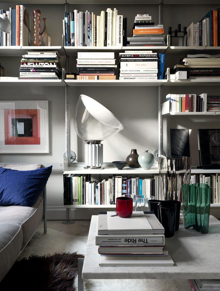 Die besten 25+ Bibliothek dekorationen Ideen auf Pinterest Traum - hausbibliothek regalwand im wohnzimmer