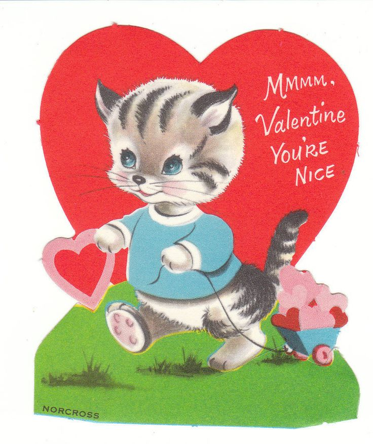 315 best images about Vintage Valentines Day Cards – Nice Valentine Cards