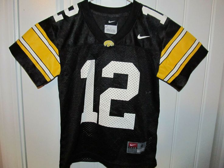 Iowa hawkeyes football jersey nike toddler 4t ebay in