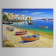 Hand Painted Oil Painting Landscape Seascape 1211... – AUD $ 109.79