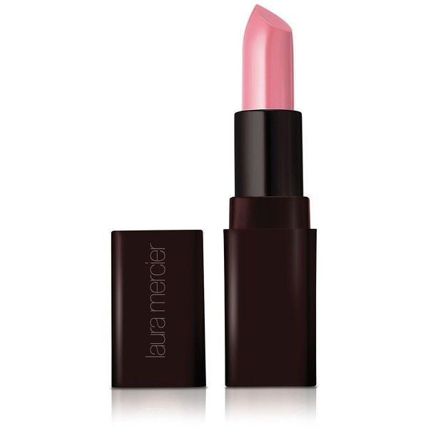 Laura Mercier Creme Smooth Lip Colour ($27) ❤ liked on Polyvore featuring beauty products, makeup, lip makeup, lipstick, lips, beauty, fillers, antique pink, laura mercier lipstick and moisturizing lipstick