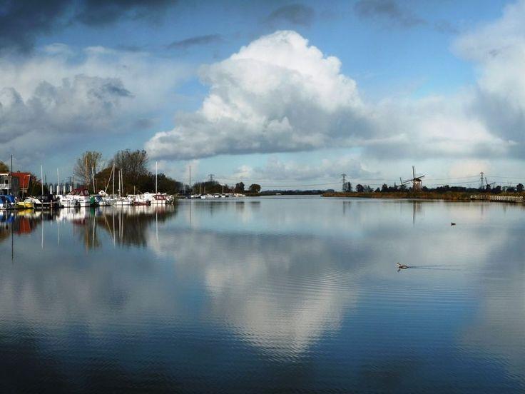 Foto: De horizon op de Rottemeren. van maarten.goossen_139755 op digifotopro.nl - DE Community voor foto-professionals.