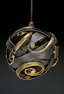 Andy Cooperman Jewelry | Work...maybe done in paper for x-mas ornaments