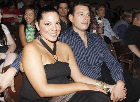 Sara Ramirez & Ryan Debolt | Sara Ramirez & Husband Ryan ...