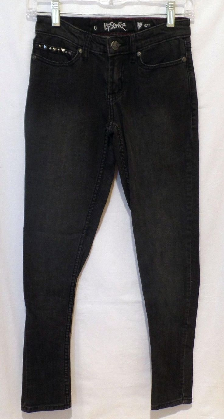 LIP SERVICE (Hot Topic) skinny jeans