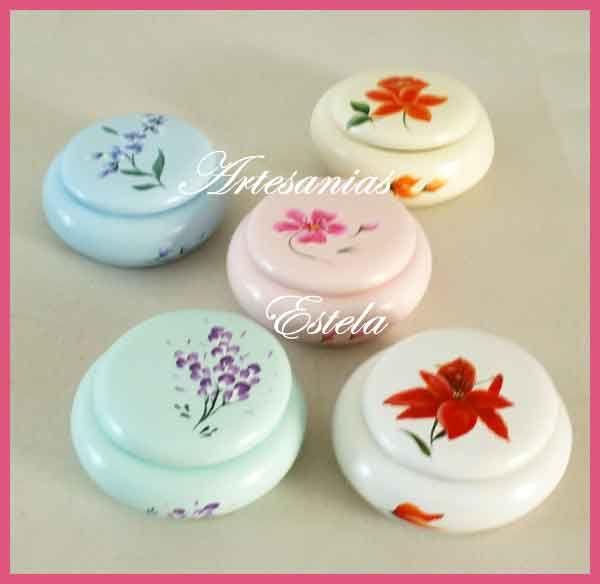 Souvenirs 50 Años -Cajitas De Ceramica