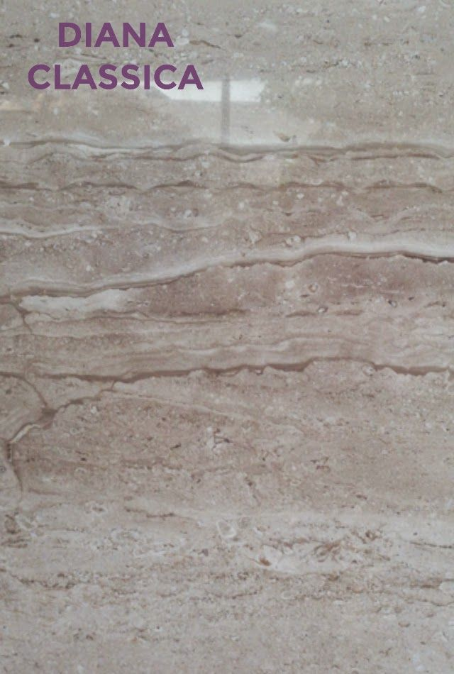 Diana Classica Marble is a classic marble renowned in all over the world. Read here to know how it looks and its different types.