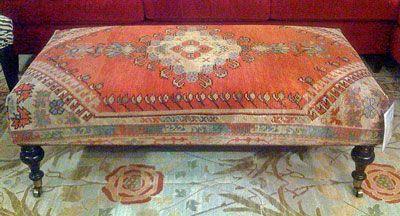 Kilim Ottomans images