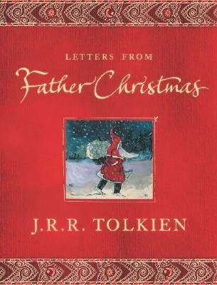 Every December an envelope bearing a stamp from the North Pole would arrive for J.R.R. Tolkien's children. Inside would be a letter in a strange, spidery handwriting and a beautiful colored drawing or some sketches.     The letters were from Father Christmas.