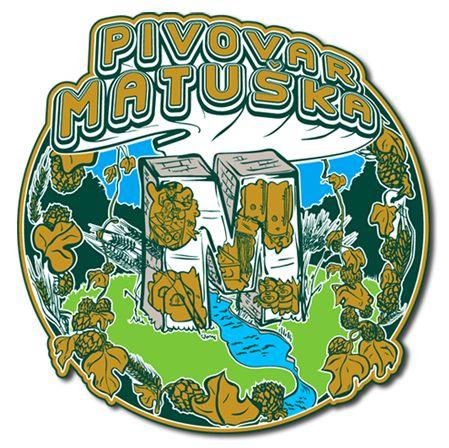 Logo - Pivovar Matuška