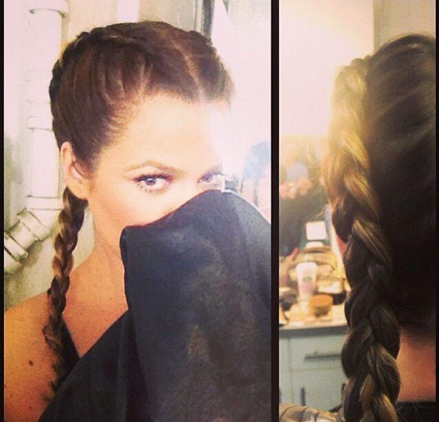 Wondrous 1000 Images About Braids On Pinterest Hairstyles For Women Draintrainus