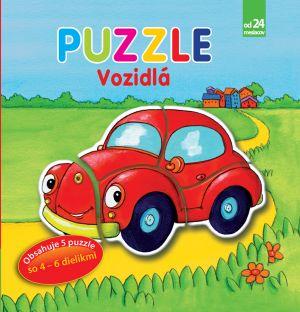Vozidlá – Puzzle