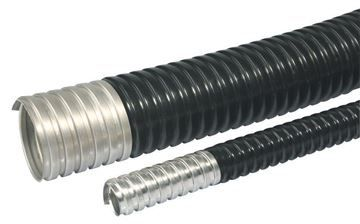 Tub flexibil metalic Starke 21mm+izolatie